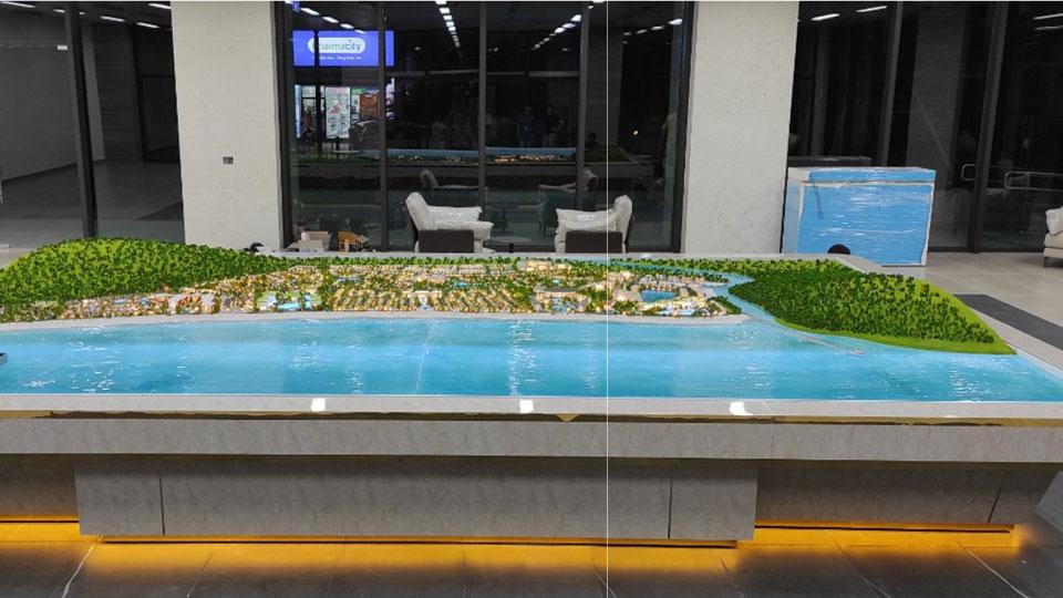 Dự Án Quy Hoạch Thiên Nam Model